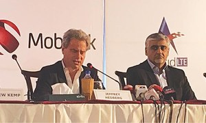 Mobilink says it has met requirements for merger with Warid