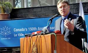 Canadian Confederation's 150th anniversary marked
