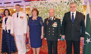 Russian 'Day of the Fatherland' celebrated