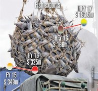 Fisheries get attention; seafood exports rebound
