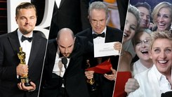 5 Twitter-breaking moments from the Oscars that we just can't forget