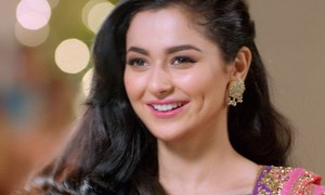 Hania Aamir won't be intimidated by anyone in show business