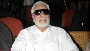Kader Khan wants you to know that he is completely fine