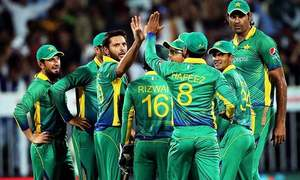 Pakistan to play four T20s during West Indies tour