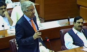 India, Afghanistan joining hands to create unrest in Pakistan: Khawaja Asif