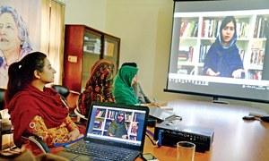 Two trailblazers for Pakistani women honoured