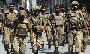 Progress on NAP: 1,865 terrorists killed, over 5,000 arrested, says report