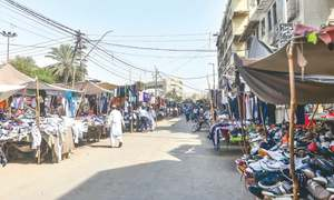Encroachments flourish on city roads amidst lack of seriousness at govt's end
