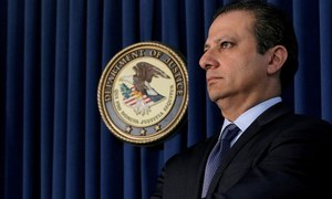 Defiant US prosecutor fired by Trump admin
