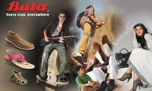 Bata steps up