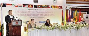 'Future counter-terrorism policies must include women'