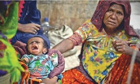 Thar may face 'humanitarian emergency': UN report