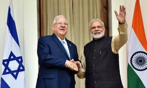 ہندوستان اور اسرائیل گٹھ جوڑ: مگر کس کے خلاف؟