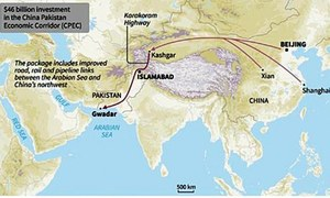 CPEC and Kashmir issue