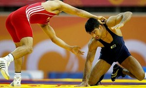 Top international wrestlers to tour Pakistan for bouts