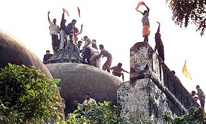 India's SC favours out-of-court settlement for Ayodhya dispute
