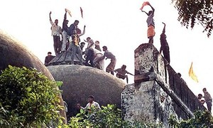 India's SC favours out-of-court settlement for Babri Masjid dispute