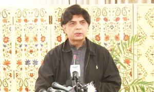 Meeting of Muslim envoys called to discuss blasphemy on social media: Nisar