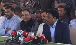Former MQM leader joins Pak Sarzameen Party