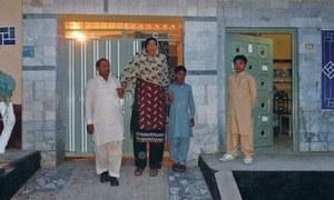 Plight of Pakistan's tallest woman
