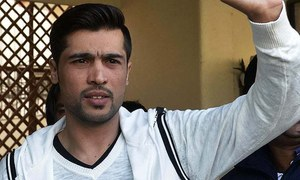 Amir denies detainment in London