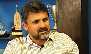 Moin Khan on the 1992 World Cup