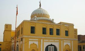 How a gurudwara in Nankana Sahib promoted Punjabi for centuries