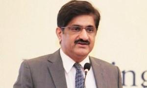 CM Murad threatens to suspend those behind Sukkur exam paper leak