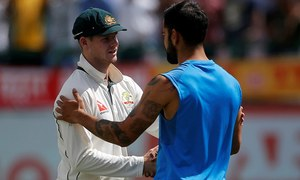 5 controversies which highlighted the India-Australia test series