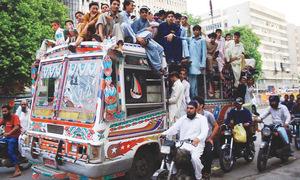کراچی کو 8000 نئی بسوں کی ضرروت، صوبائی وزیر ٹرانسپورٹ