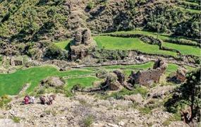 Exploring Swat's historical Uddiyana Kingdom on foot