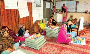 Women's role critical to Pakistan's development