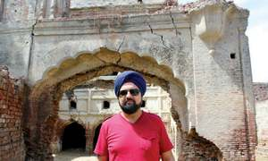 The record keeper of neglected Sikh monuments