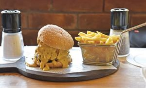 A burger-quest in Islamabad