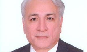 Secretary interior Arif Ahmed Khan removed from post