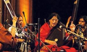 Obituary: classical vocalist Kishori Amonkar passes away