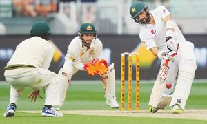 A tribute to Misbah