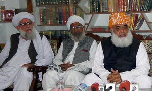 Situationer: Jamiat Ulema-i-Islam at one hundred