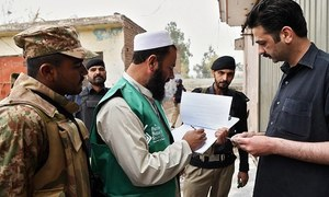 How is data collected and tabulated for Pakistan's 2017 census?