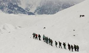 A Leaf From History: The spectre of Siachen