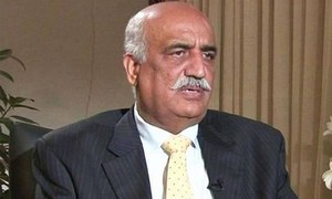 PM Sharif was ready to resign in 2014: Shah