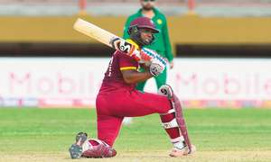 Mohammed's blistering knock steers WI to victory in first ODI