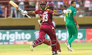 Mohammed's blistering knock steers West Indies to victory in first ODI