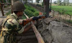 Two civilians injured in Indian firing from across LoC