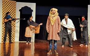 Drama festival explores humanity's darker side