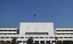 Lawmaker suggests Capt Safdar become Parliament mosque's imam