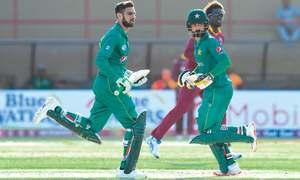 Centurion Malik, Hafeez lead Pakistan to ODI series win