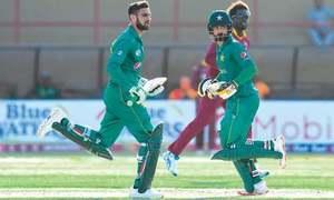 Centurion Malik, Hafeez lead Pakistan to ODI series win against Windies
