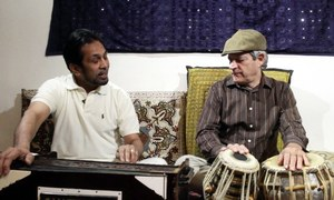 From a 'pure gora' to ace tabla player, this is the story of Eric Alabaster