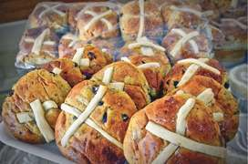 TRADITIONS: FRESH FROM THE EASTER OVEN